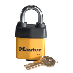 Master Lock Covered Laminated Padlock